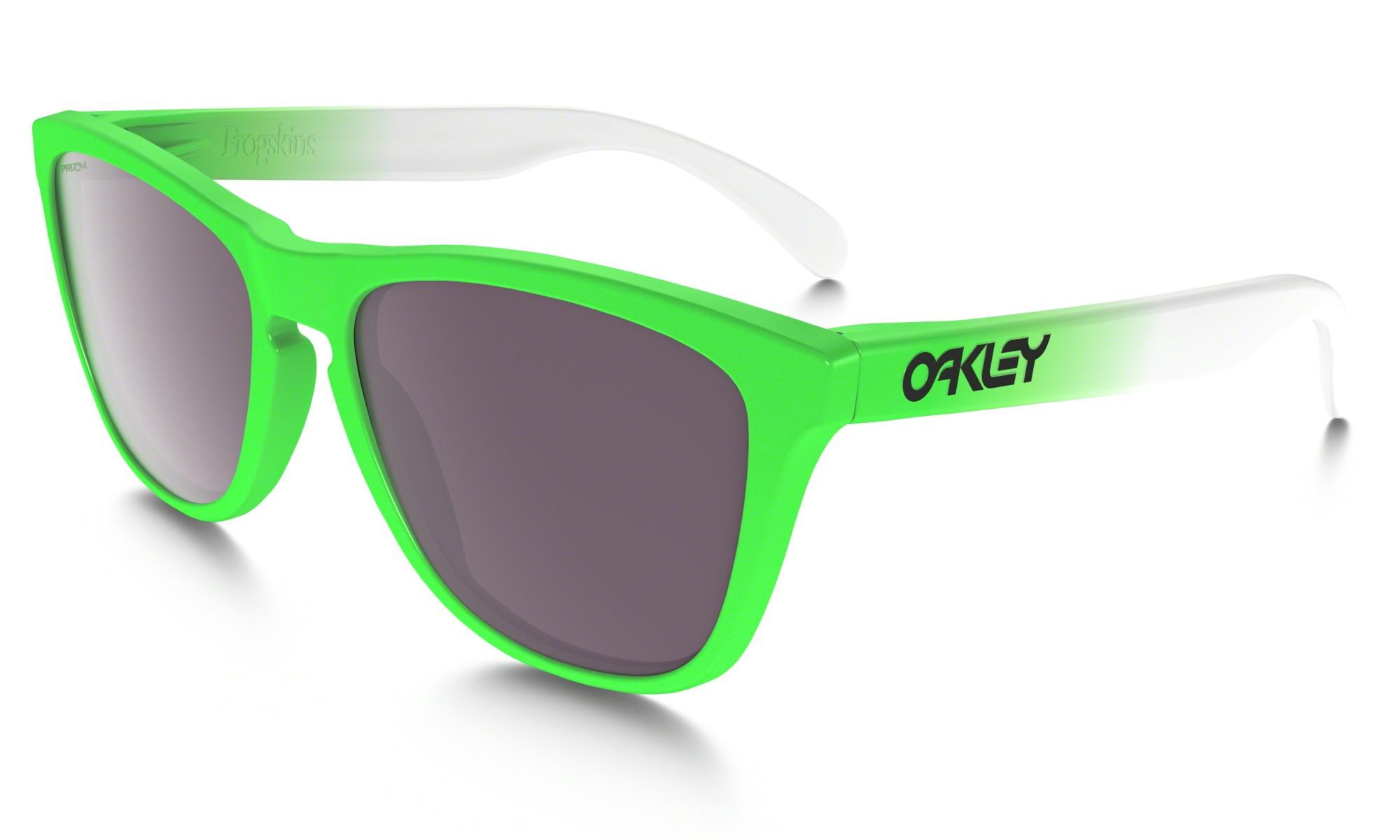 oakley frogskins cycling