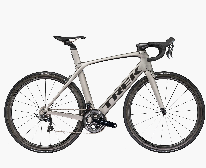 TREK MADONE 9 5 SILVER/BLACK 56 2017 | Camellini Bicycle Shop